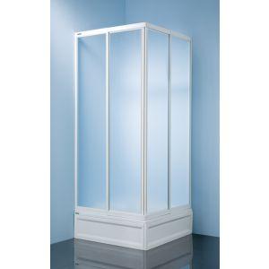 Wersja kabiny prysznicowej z wypełnieniem z polistyrenu
