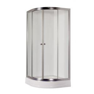 Wersja kabiny w kolorze srebrnym błyszczącym