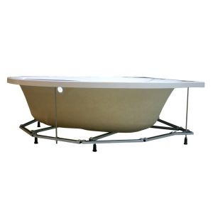 Bathtub spatial frames