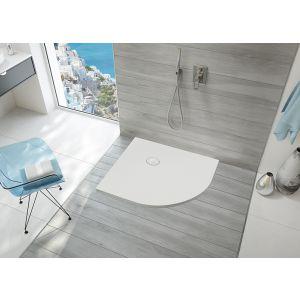 Wersja brodzika prysznicowego w kolorze białym