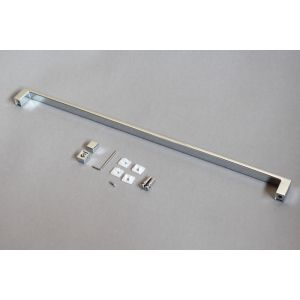 Towel rail - distance between holes 500