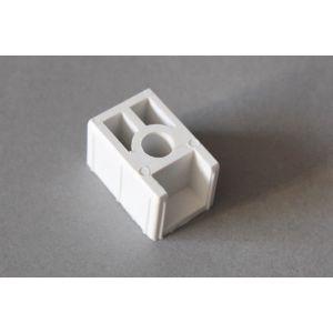 Retaining cube