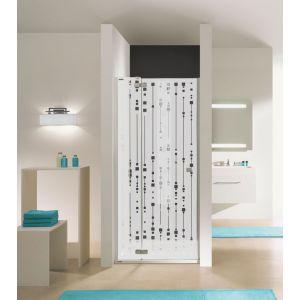 Wersja kabiny prysznicowej z wypełnieniem W16