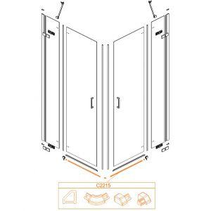 Profil poziomy - próg kpl