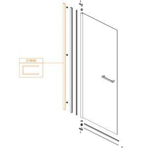Profil - Wall channel bar