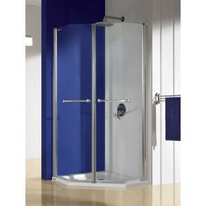 Wersja kabiny w kolorze srebrnym błyszczącym z wypełnieniem W0