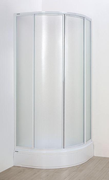 Wersja kabiny prysznicowej z wypełnieniem CR Cora