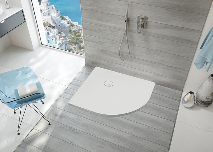 Shower tray - version with ProSafeSystem