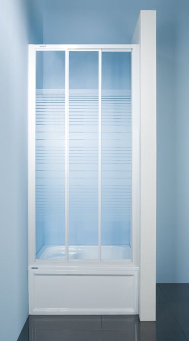 Shower door - version: W4 printscreen