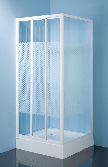 Shower enclosure - version:  with W5 printscreen