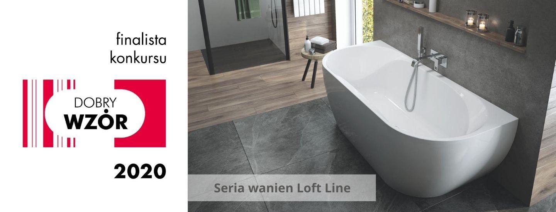 Loft Line finalistą konkursu Dobry Wzór 2020