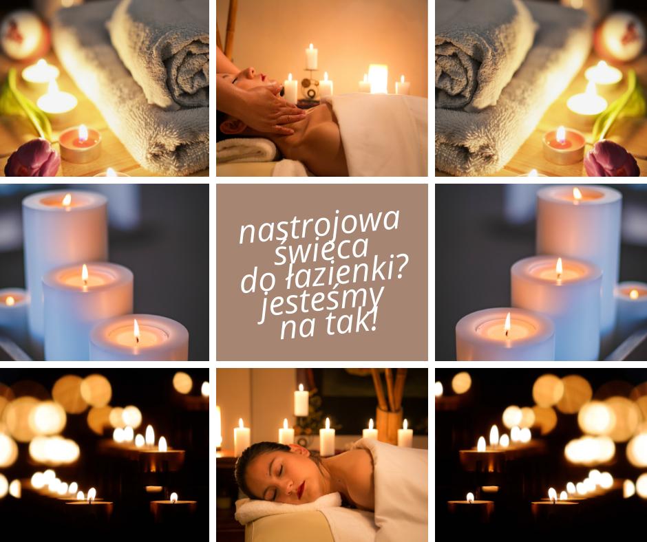 Pomysł na przyjemną kąpiel - pamiętaj o nastrojowym oświetleniu