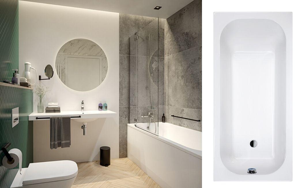 The best bathtub for your bathroom.