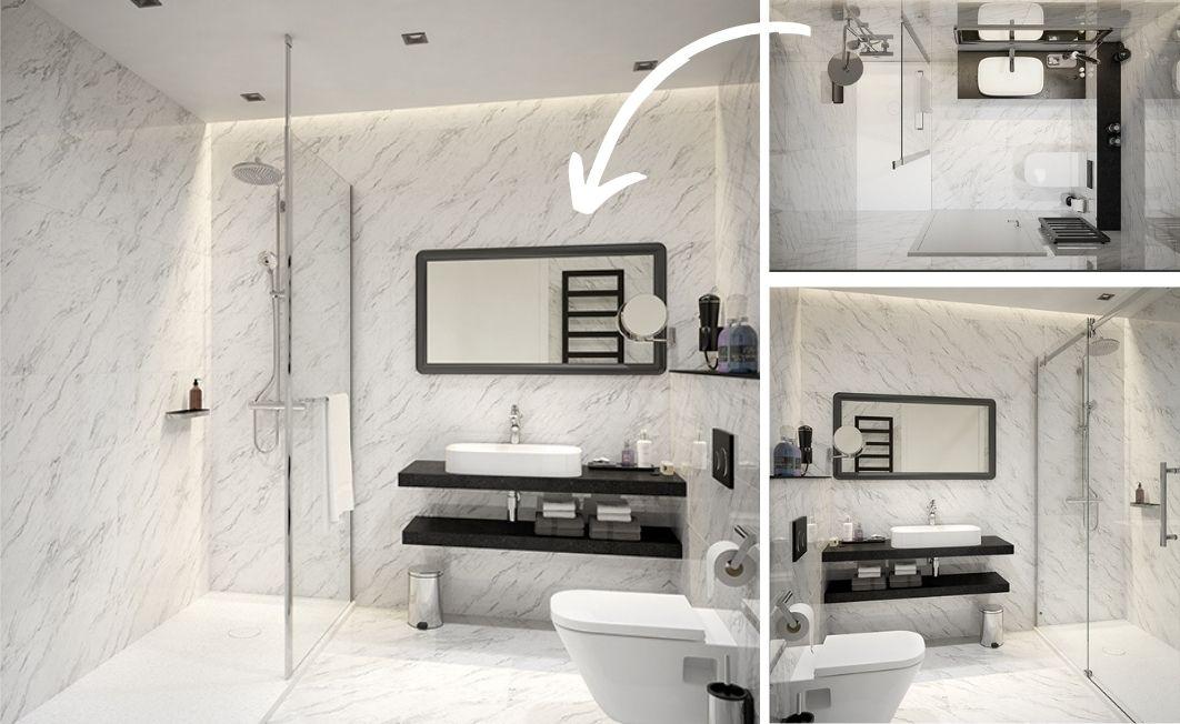 Niewielka łazienka – radzimy jak ją urządzić