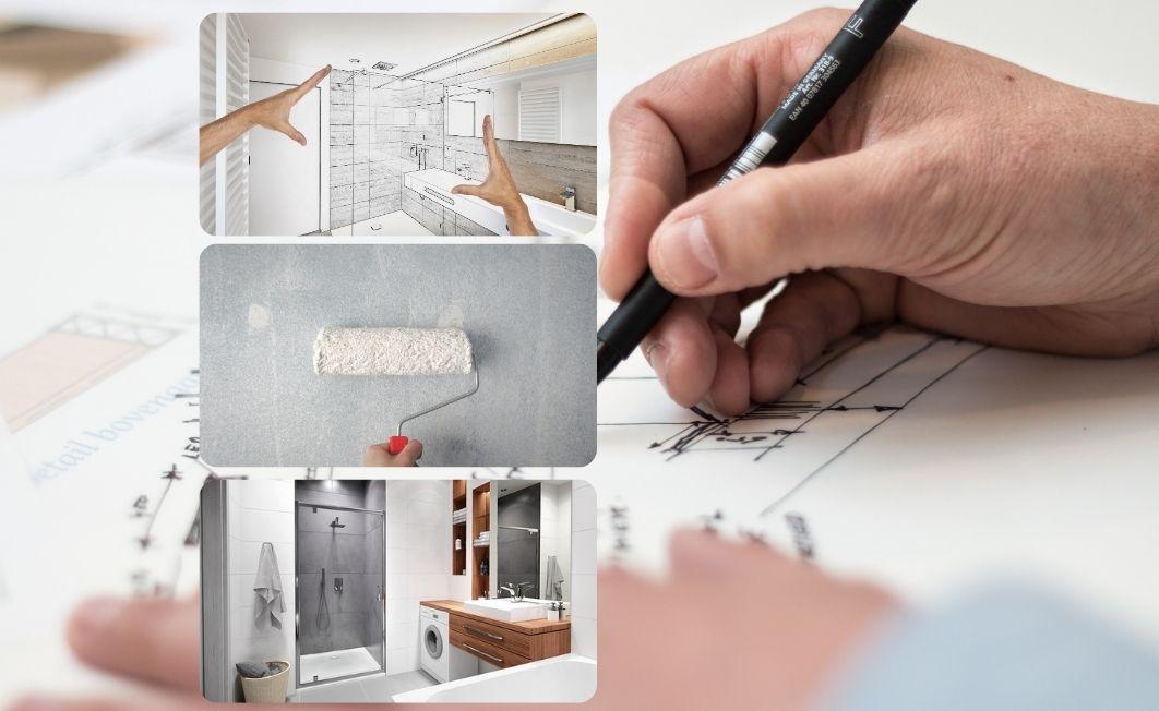 Co zrobić, aby uniknąć błędów podczas remontu łazienki?