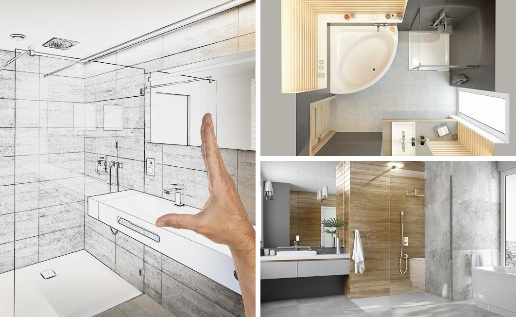 Plan your bathroom for years with SANPLAST SA and enjoy comfort all the time