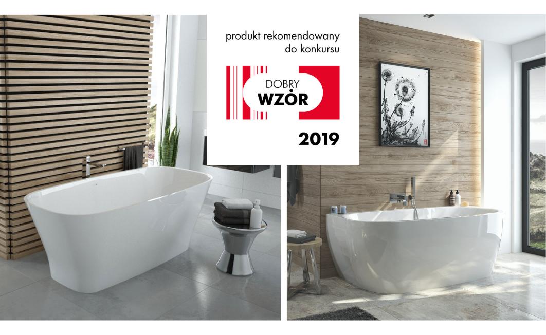 Sanplast products nominated in the prestigious Dobry Wzór competition