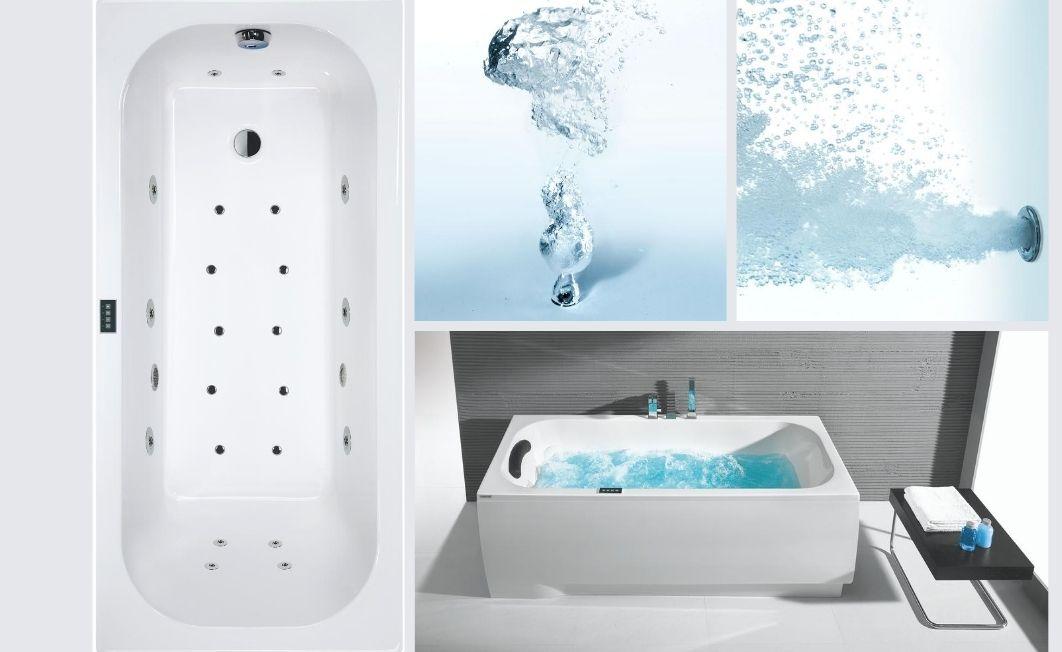 Na co zwrócić uwagę wybierając hydromasaż do łazienki?