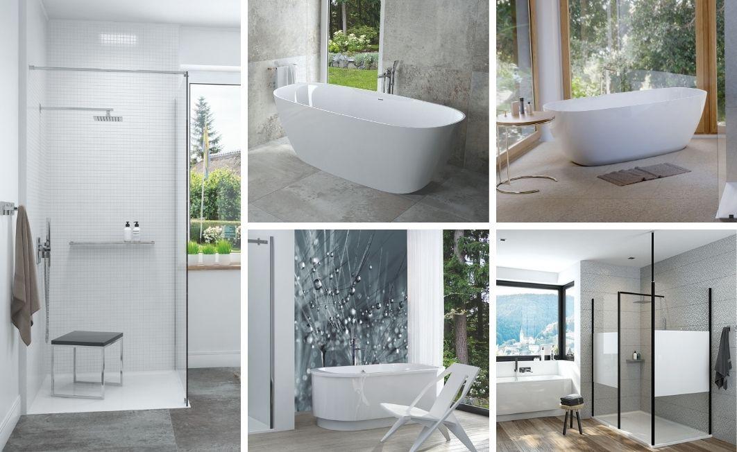 5 najważniejszych trendów łazienkowych 2021