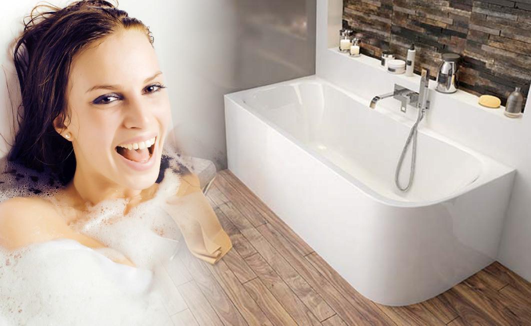 Wiosenne kąpiele dla zdrowia i urody w domowym SPA
