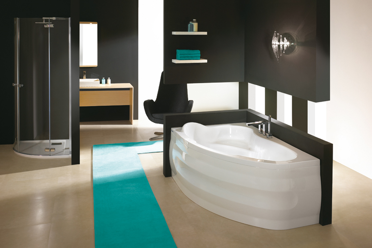 You have loved these SANPLAST bathtubs