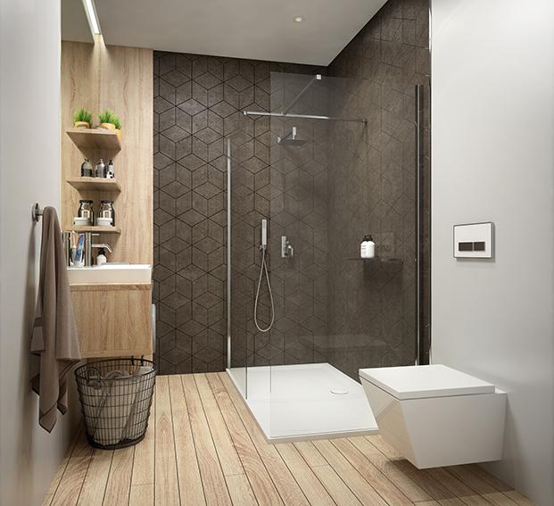 How to arrange a bathroom - decorative tips