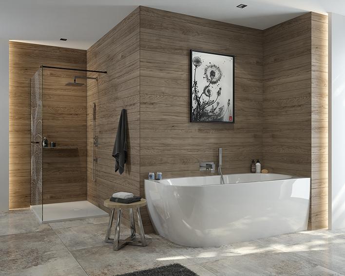 Bathtub is always good choice!