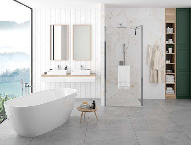 Freestanding bathtubs - how to choose the perfect one?