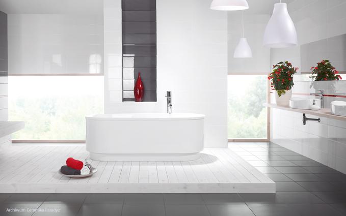 Spektrum możliwości aranżacyjnych łazienki w zasięgu Twojej ręki
