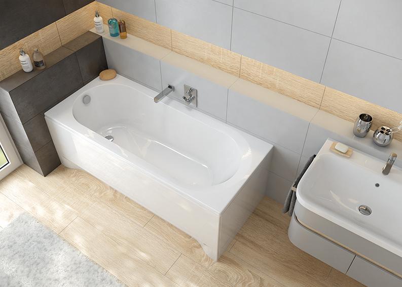 Bathtubs Ekoplus, AS, Idea - solutions for economical