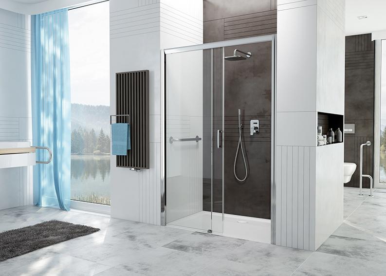 Drzwi prysznicowe FreeZone